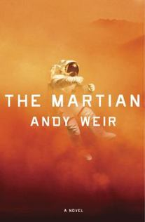 The Martian book cover art
